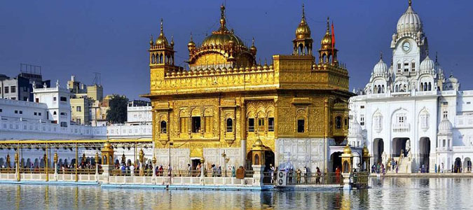 Delhi to Amritsar Car Rental Services - Best Deal