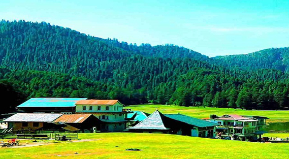 Best Places to visit in Khajjiar