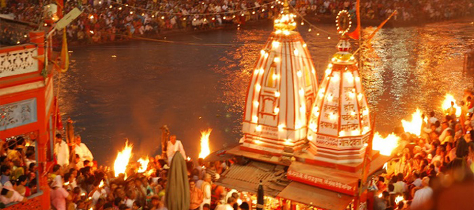 Gangotri to Haridwar Car Rental Services - Best Deal