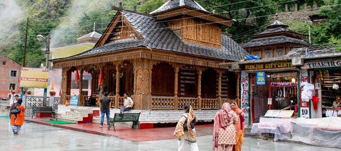 Manali to Manikaran Car Rental Services - Best Deal