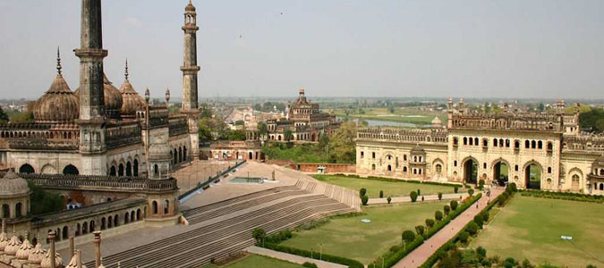 Lucknow to Lucknow Car Rental Services - Best Deal