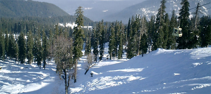 Patnitop to Gulmarg Car Rental Services - Best Deal