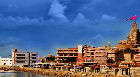Best Places to visit in Dwarka