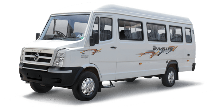22-26  Seater  Basic Tempo Traveller