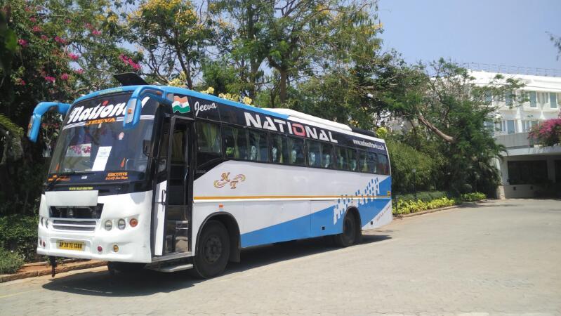 31+1 Bus