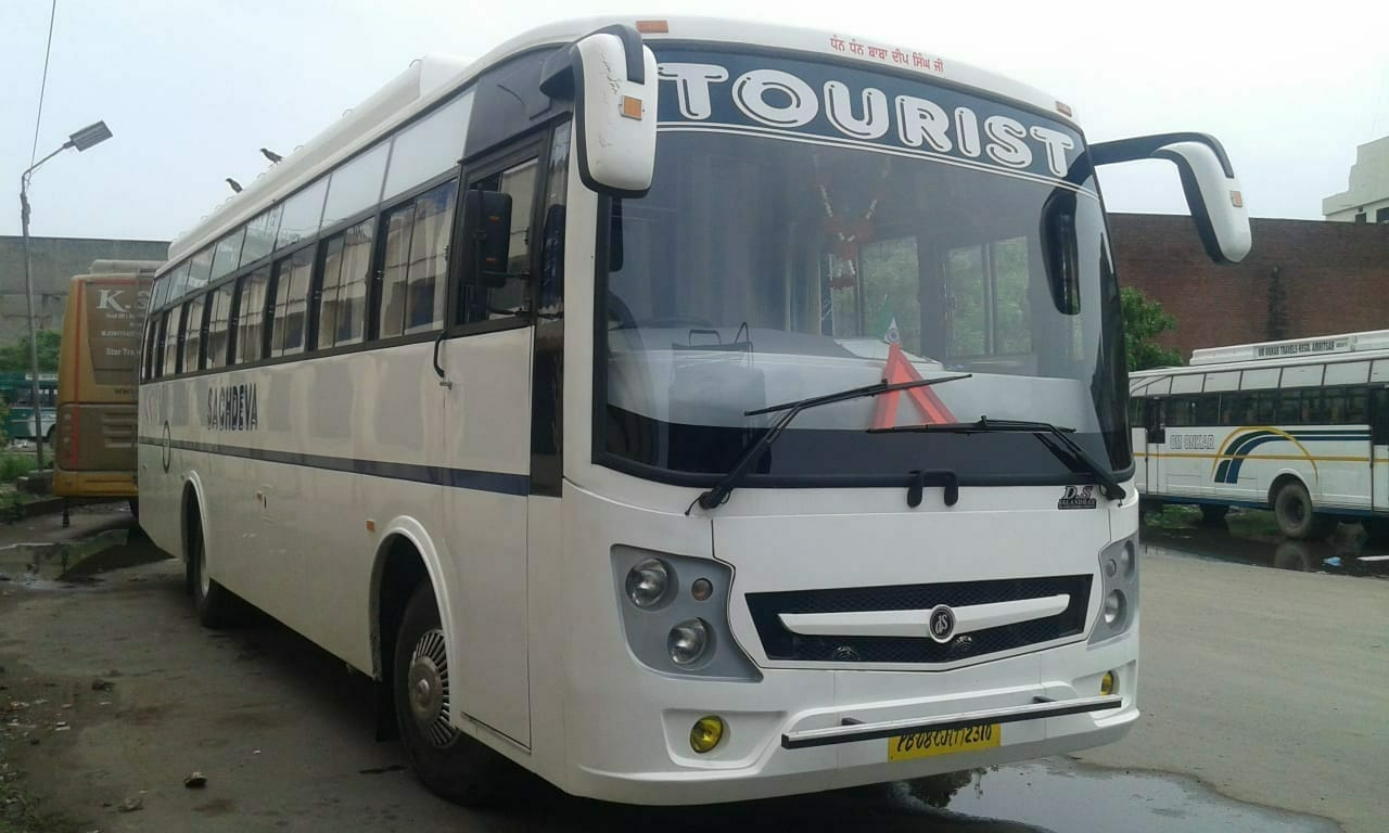 35 +1 Seater Luxury Coach