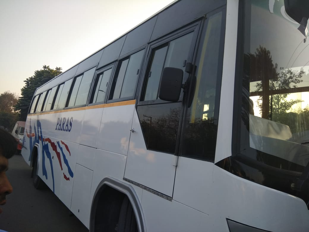 52 Seater Luxury Bus