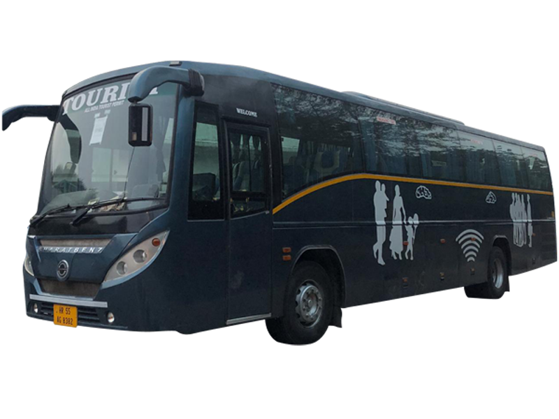 Bharat Benj 44 Seater with washroom Luxury
