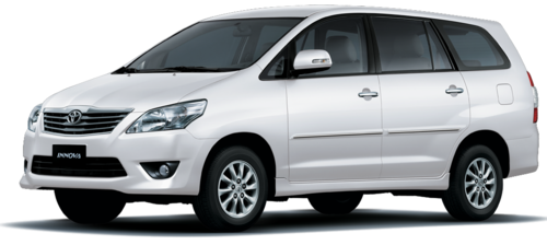 Innova 6+1, Innova 7+1 , Lodgy, Quanto on rent in delhi