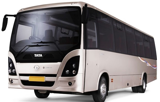 Tata 35 Seater Luxury Coach	, Tata 45 seater coach, Tata/Ashok Leyland  45 Seater Coach air suspension on rent in delhi