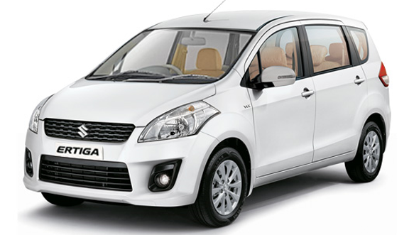 Bolero, Ertiga, Mobilio, Vitara Brezza on rent in delhi