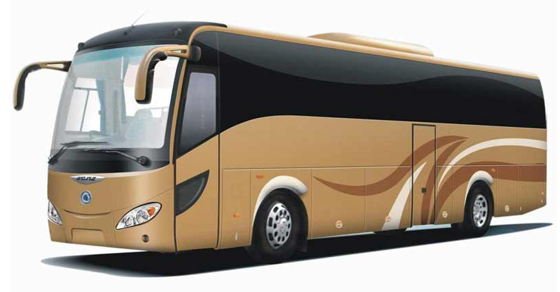 42 Seat Semi Sleeper Volvo on rent in delhi