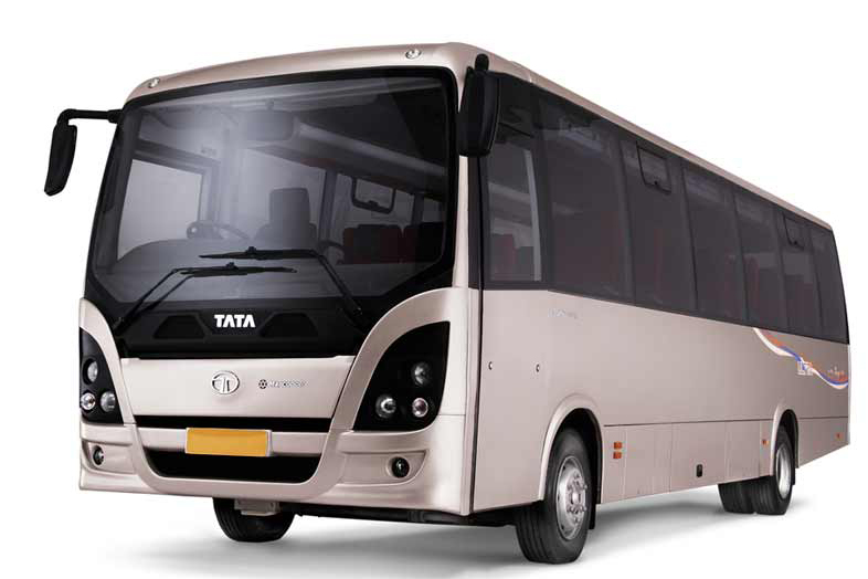 21 Seater Luxury Coach on rent in delhi