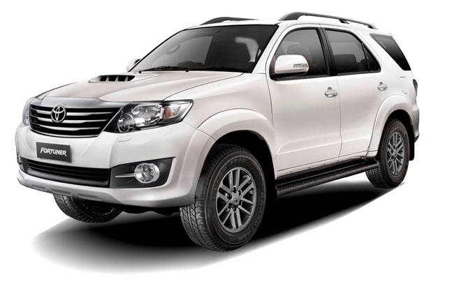 Fortuner, G-Class on rent in delhi