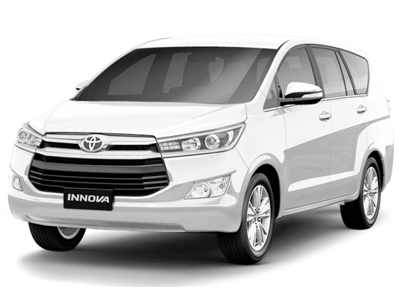 Innova Crysta 6+1, Scorpio, TUV300 7+1 on rent in delhi