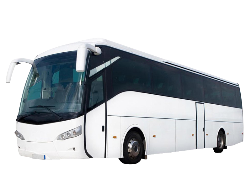 Volvo 45 Seater Luxury Coach 9400 Series on rent in delhi