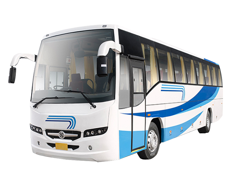 Bharat Benj 49 Seater Luxury Coach  on rent in delhi