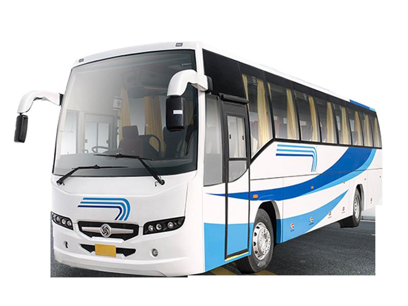 Bharat Benj 52 Seater Luxury Coach  on rent in delhi