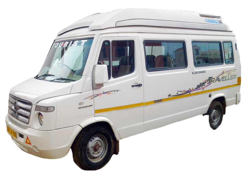 1x1 11+ D Luxury Tempo Traveller, 1x1 8+Sofa  Luxury Tempo Traveller on rent in delhi