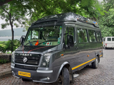 1x1 11+ D Luxury Tempo Traveller Maharaja, 1x1 8+Sofa  Luxury  Maharaja Tempo Traveller on rent in delhi