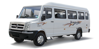26  Seater  Budget Tempo Traveller on rent in delhi