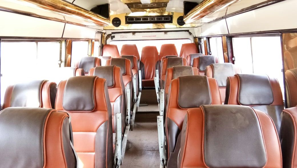 26 Seater  Luxury Tempo Traveller hire in Delhi